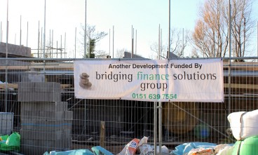 another development funded by bridging finance solutions