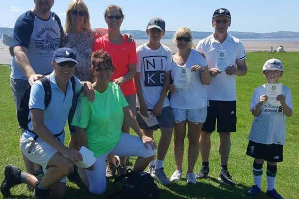 Bridging Finance Solutions take on Wirral Coastal Walk