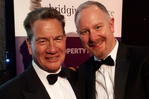 Michael Portillio and Steve Barber, MD of BFS