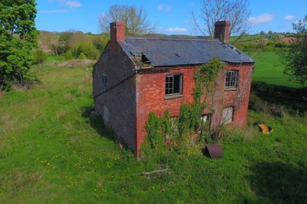 Property Conversion Finance for Old Farmhouse