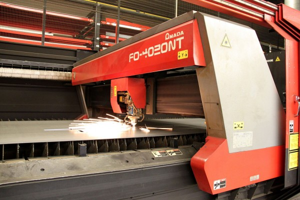 Fast Funding for laser cutting company