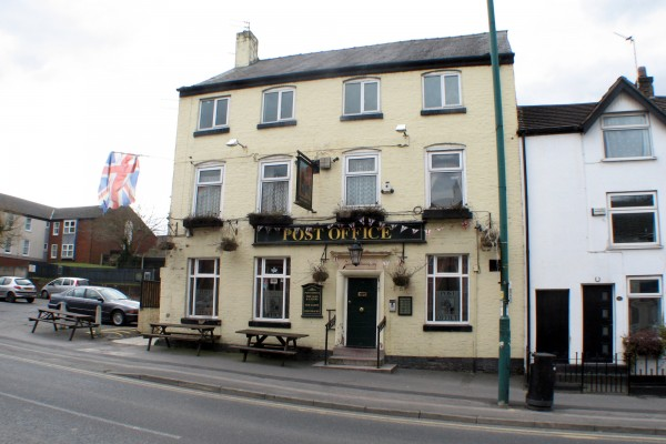 pub to residential conversion