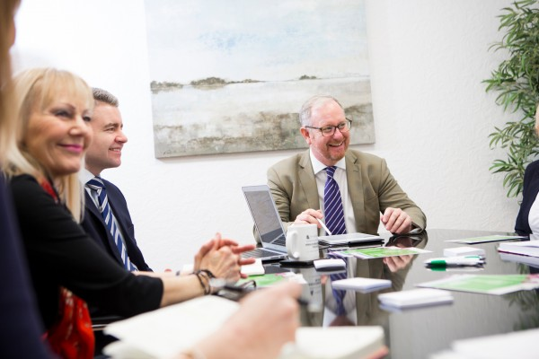 bridging finance professionals